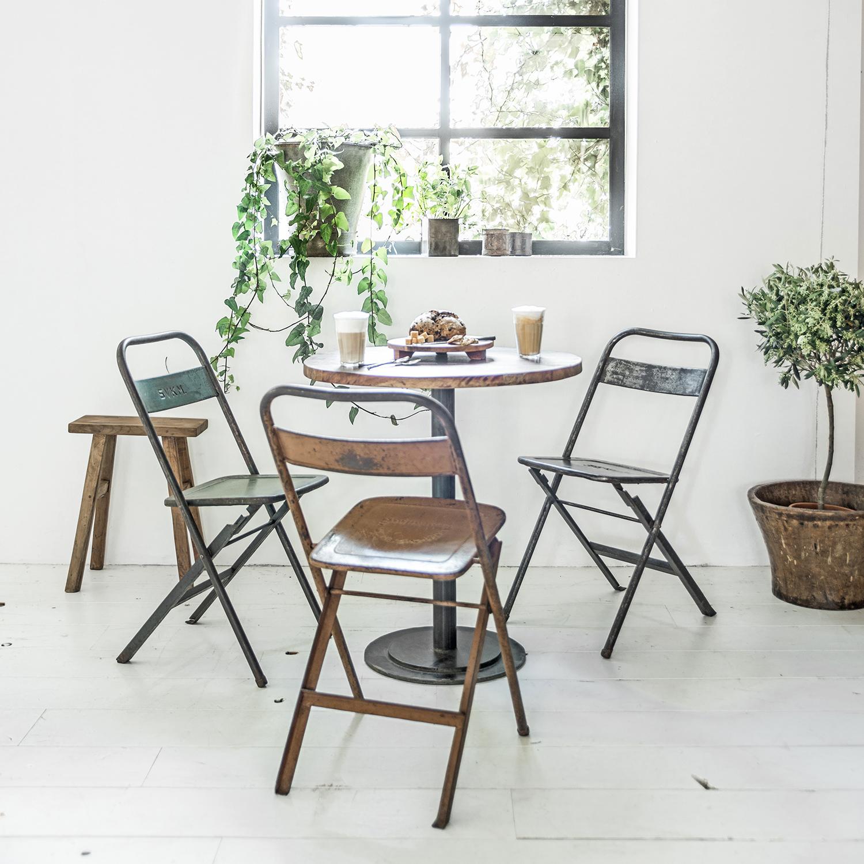 vintage klappstuhl easy balkonstuhl esszimmerstuhl in verschiedenen farben m bel st hle. Black Bedroom Furniture Sets. Home Design Ideas
