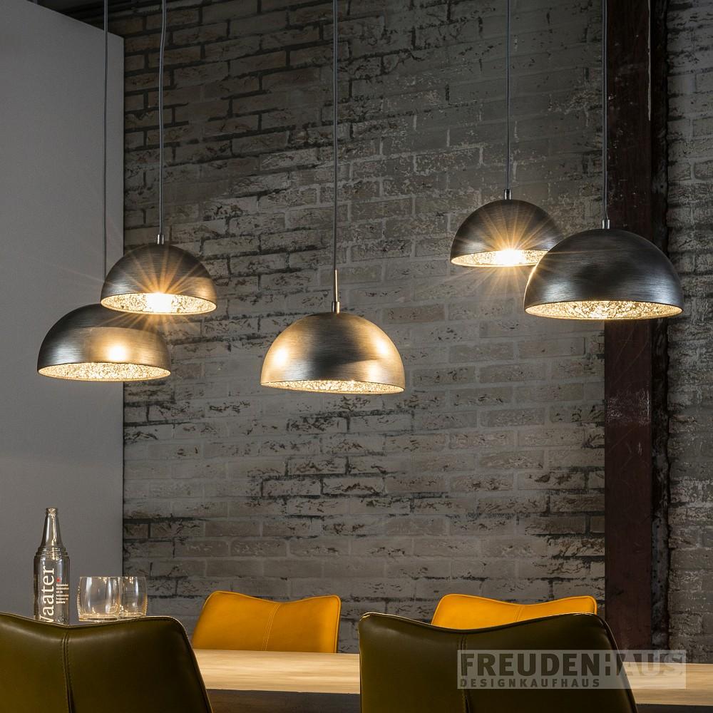 h ngelampe dottore cinque industrial spiegelmosaik 5. Black Bedroom Furniture Sets. Home Design Ideas