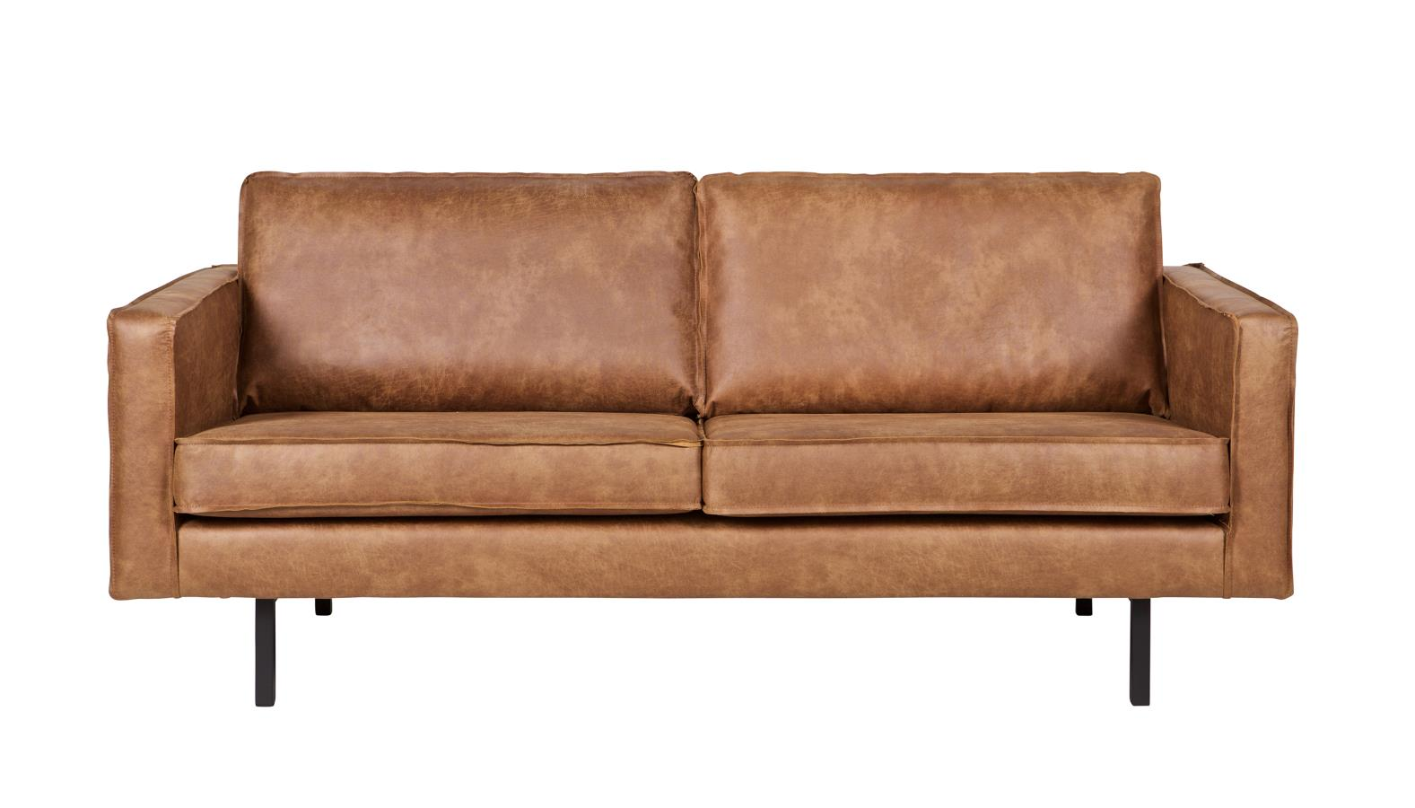 ledersofa rodeo 2 sitzer cognac m bel sessel sofas. Black Bedroom Furniture Sets. Home Design Ideas