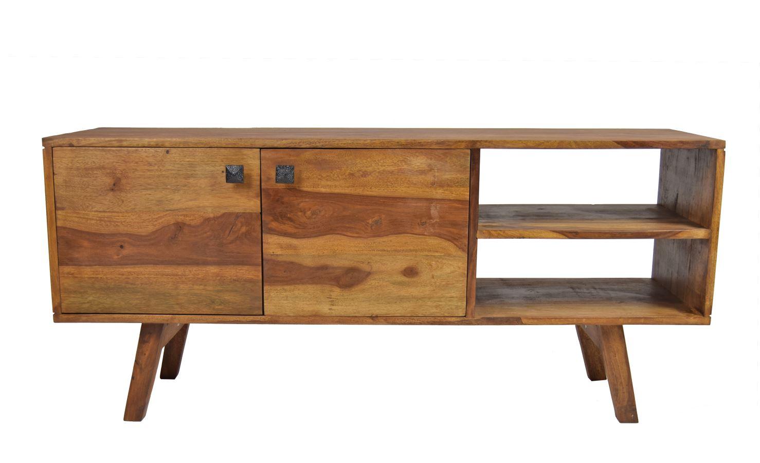 retro kommode authentic club memory massivholz m bel sideboards vintagehaus. Black Bedroom Furniture Sets. Home Design Ideas