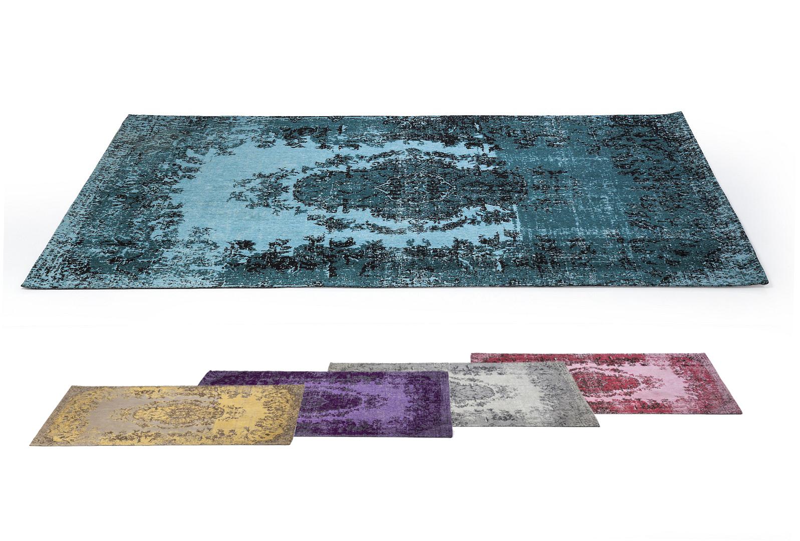 Kare Vintage Teppich Kelim Pop In 240x170 Oder 200x300 Cm