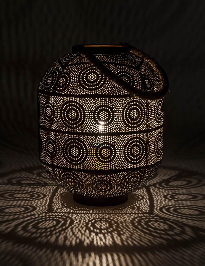 Kare Bodenleuchte Sultans 31cm Stehlampe Orient