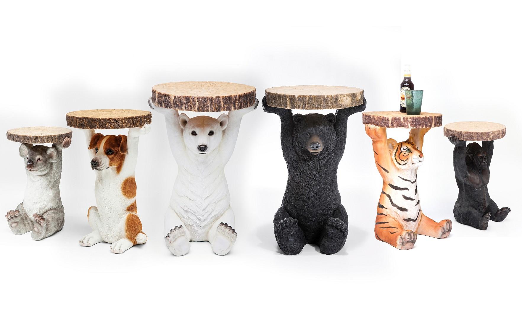 Kare beistelltisch happy animals in verschiedenen for Kare lagerverkauf